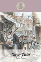 Cover image for Oliver Twist [large print]