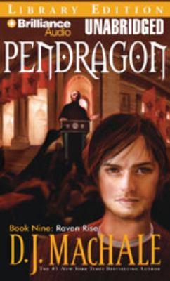 Imagen de portada para Pendragon. Book nine, Raven rise