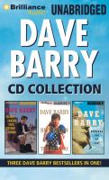 Cover image for The Dave Barry CD collection