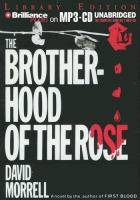Imagen de portada para The brotherhood of the rose. bk. 1 Mortalis series