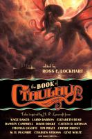 Cover image for The book of Cthulhu : tales inspired by H. P. Lovecraft