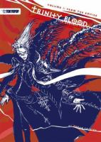 Cover image for Trinity blood : rage against the moons. Vol. 1, From the Empire