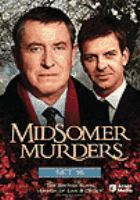 Imagen de portada para Midsomer murders. Set 16
