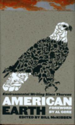 Imagen de portada para American Earth : environmental writing since Thoreau