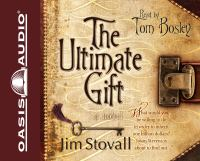 Cover image for The Ultimate gift Jim Stovall.