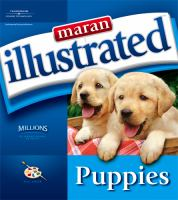 Cover image for Maran illustrated puppies