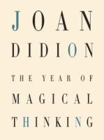 Cover image for The year of magical thinking
