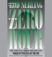 Cover image for Zero hour. 2, Face of the foe