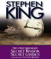 Cover image for Secret window, secret garden