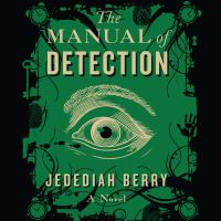 Cover image for The manual of detection a novel