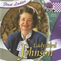 Cover image for Lady Bird Johnson