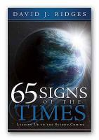 Cover image for 65 signs of the times : leading up to the Second Coming