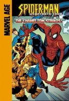 Cover image for Spider-Man and Fantastic Four : The chameleon strikes!