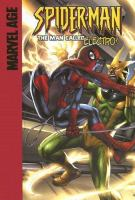 Cover image for Spider-Man in The man called Electro!