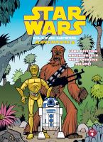 Cover image for Clone Wars adventures. v. 4 Star Wars series