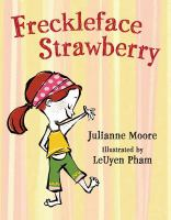 Cover image for Freckleface Strawberry