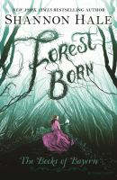 Cover image for Forest born