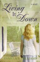Cover image for Living it down