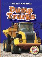 Cover image for Dump trucks