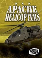 Cover image for Apache helicopters