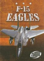 Cover image for F-15 Eagles