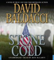 Cover image for Stone cold. bk. 3 Camel Club series