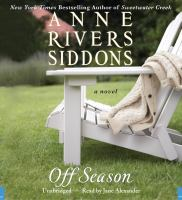 Cover image for Off season