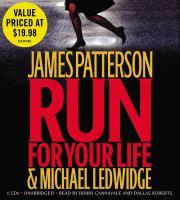 Imagen de portada para Run for your life. bk. 2 Michael Bennett series