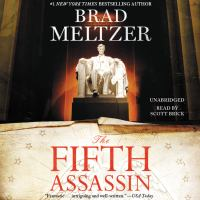 Cover image for The fifth assassin. bk. 2 Culper ring trilogy