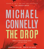 Imagen de portada para The drop. bk. 15 Harry Bosch series