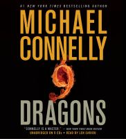 Cover image for 9 dragons. bk. 14 Harry Bosch series