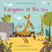 Imagen de portada para Kangaroo at the zoo