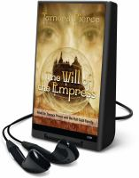 Cover image for The will of the empress. bk. 1 Circle reforged series