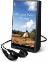 Cover image for American Indian stories