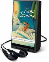 Cover image for Enna burning. bk. 2 Books of Bayern series