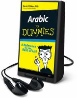 Cover image for Arabic for dummies [Playaway]