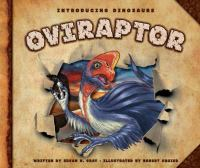 Cover image for Oviraptor
