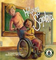 Cover image for Helping Sophia
