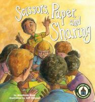 Cover image for Scissors, paper, and sharing