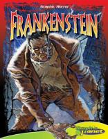 Cover image for Frankenstein : Graphic horror series
