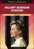 Imagen de portada para Hillary Rodham Clinton : politician