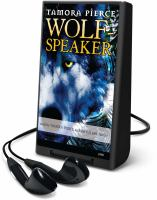 Cover image for Wolf-speaker. bk. 2 The immortals series