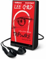Cover image for Tripwire. bk. 3 Jack Reacher series
