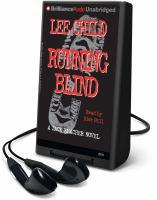 Cover image for Running blind. bk. 4 Jack Reacher series