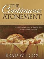 Cover image for The continuous atonement
