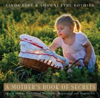 Cover image for A mother's book of secrets