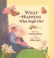 Cover image for What happens when people die?
