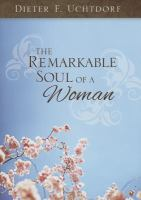 Cover image for The remarkable soul of a woman