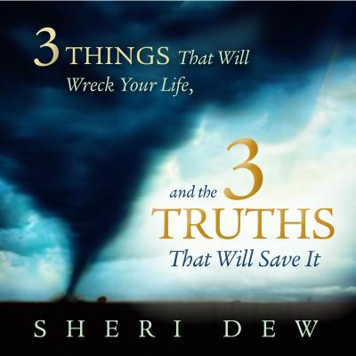 Cover image for 4 things that will wreck your life and 4 truths that will save it