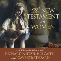 Cover image for The New Testament on women